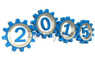 2015 Blue Gears