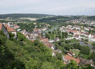 Harburg, Bayern, Deutschland