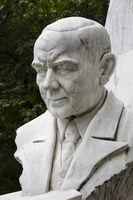 Bust of Composer Franz Lehar, Vienna