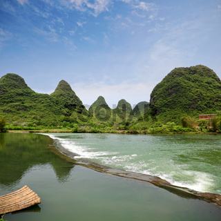 rurality in yangshuo