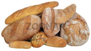 Various Baked Goods Cutout