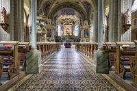 Santa Cristina Valgardena. Italy