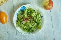 Marouli lettuce salad