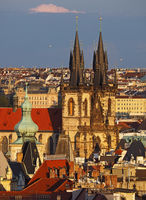 Oldtown Hall, Prague, Czech Republic