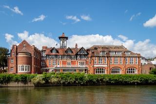 TWICKENHAM, MIDDLESEX/UK - MAY 8 : St James Independent School for Boys at Twickenham Middlesex on May 8, 2005