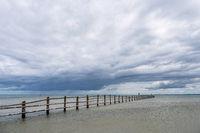Der Nordstrand auf dem Fischland-Darß