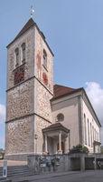 Parish Church of St. Mauritius Appenzell, Switzerland