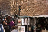 Bouquinists in Paris