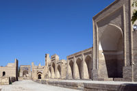 Memorial complex of Naqshbandi: Pilgrimage site near Bukhara, Uzbekistan