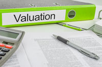 Folder with the label Valuation