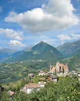 Schenna,South Tirol,Trentino,Italy