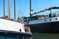 Dutch old boats