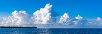 Caribbean sea Dominican Republic turquoise