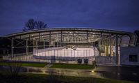 The new Hof ice rink