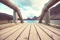 Bow lake