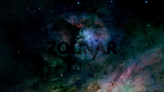 Space many light years far away. Elements of this image furnished by NASA