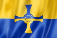 Durham County flag, UK
