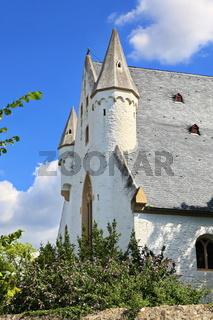 Burgkirche in Ingelheim am Rhein
