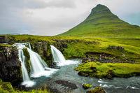 The mountain Kirkjufell