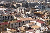 Cityscape Ibizza