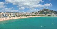 Blanes,Costa Brava,Spain