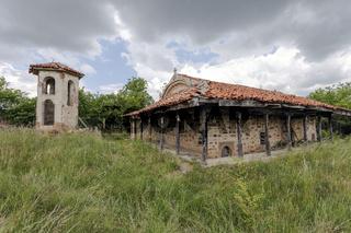 Church of the St. Prophet Elijah in the village of Rezhantsi, Bulgaria.
