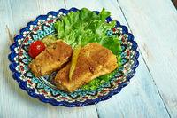 Batter Fried Masala Fish