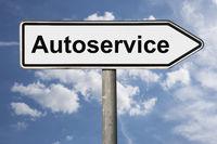 Wegweiser Autoservice | signpost Autoservice (Car Service)