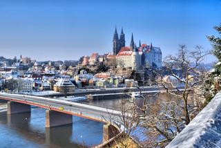 Meissen Albrechtsburg Winter 06