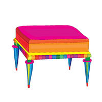 ludovic XV classical stool