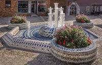Town of Selb - Porcelain Fountain