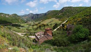 Ruine im Hinterland zwischen Buggeru und Masua - Sardinien