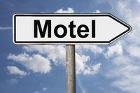 Wegweiser Motel | signpost Motel