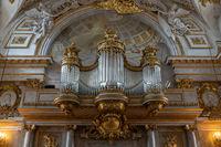 Stockholm Royal Palace interior, Sweden