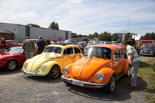 Volkswagen Kaefer Meeting in Celle, Germany