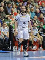 Alen Milosevic, SC DHfK Leipzig, Liqui Moly HBL, Handball-Bundesliga Saison 2019-20