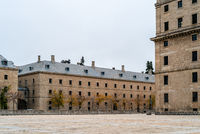 El Escorial or the Royal Site of San Lorenzo de El Escorial