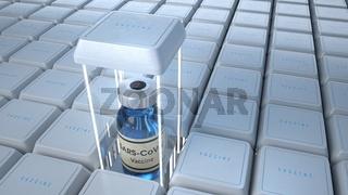 Vaccine Coronavirus Cooling Boxes