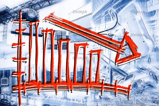 Economy in downturn