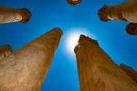 Jerash, antique city near Amman
