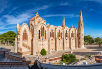 Sanctuary of Santa Maria Magdalena, Novelda, Alicante, Spain.