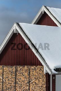 Haus im Vogtland