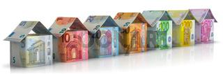 Immobilien Geld