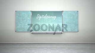 School Board Digitalisierung