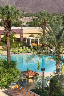 Resort in Palm Springs, California US