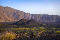 Cha das Caldeiras and Pico do Fogo in Cape Verde