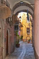 Sardinia Bosa old town 1