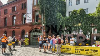 berlin on bike, fahrradtouren und fahrradverleih, kulturbrauerei