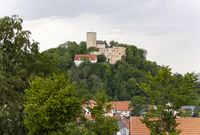 Falkenstein Castle in Bavaria