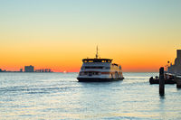 Lisbon ferry boat, Portugal